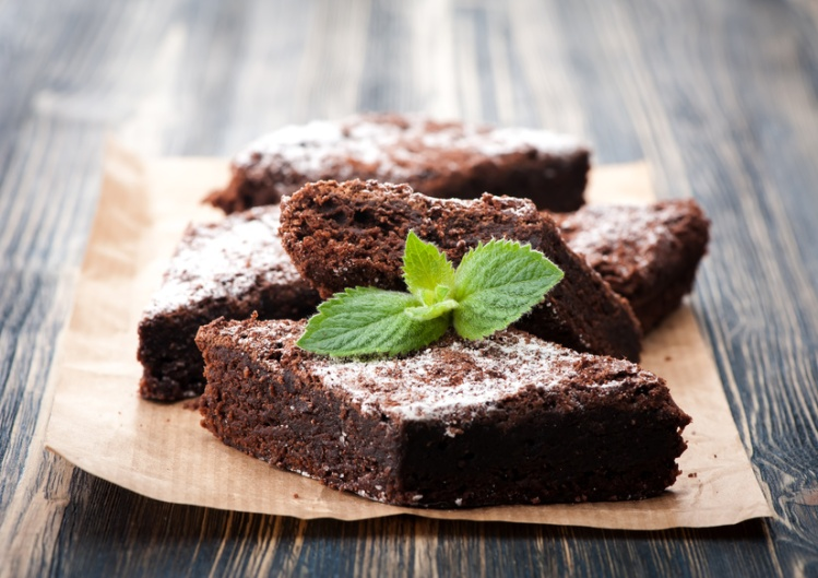 Seelenschmeichler: Vegane Brownies