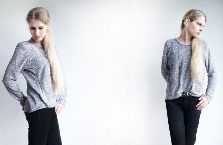 My favourite Sweater nach dem Schnitt von Schaumzucker