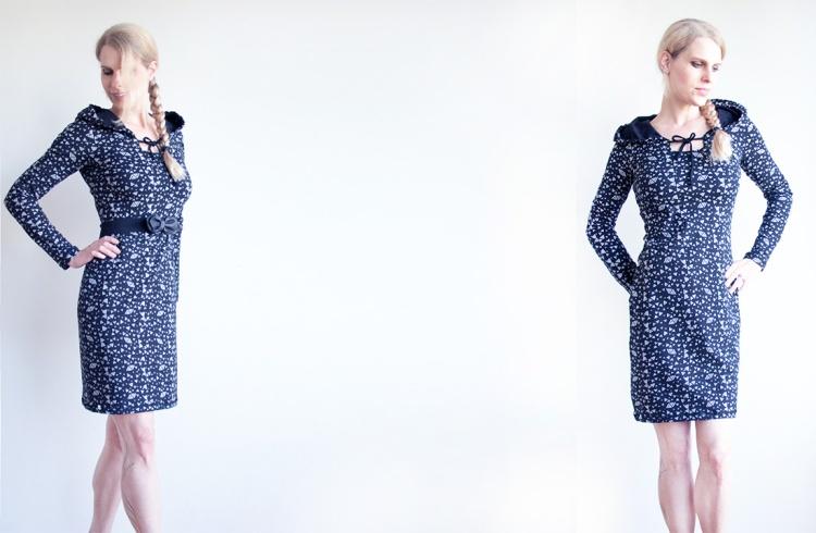Kleid My Darling nach dem Schnitt von print4kids